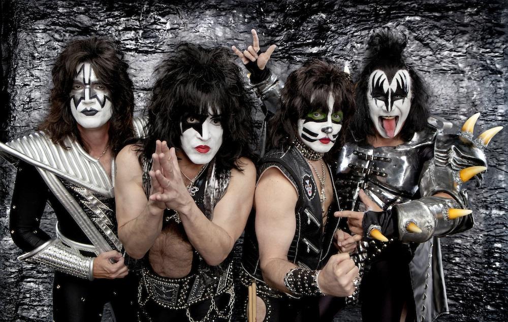 Kiss 2017