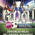 Goal Budapest 2016