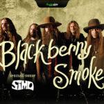 Blackberry Smoke artwork 2016