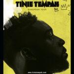 Tinie Tempah evento 2016